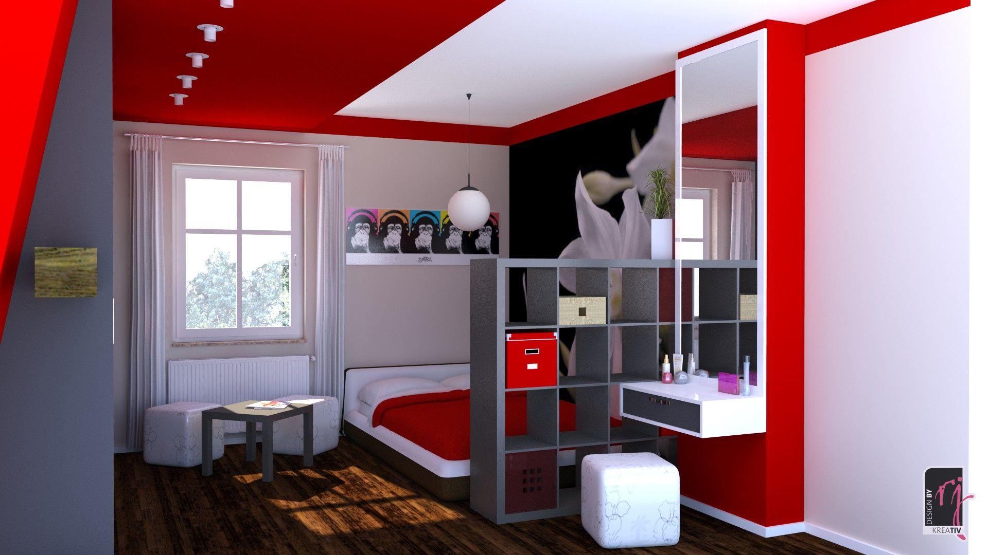 Referenz Umbau Jugendzimmer – rj-KREATIV